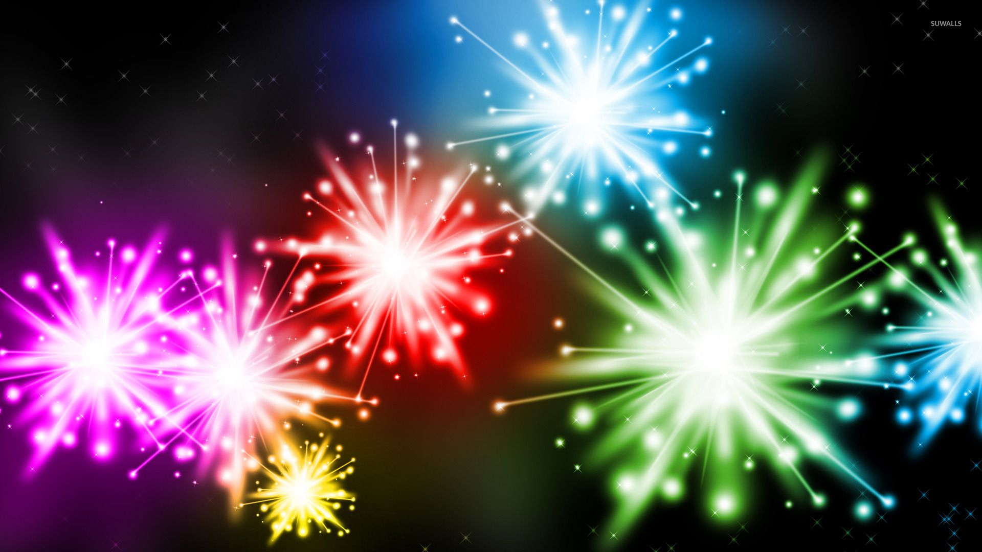 Happy new year fireworks pictures and wallpapers (с