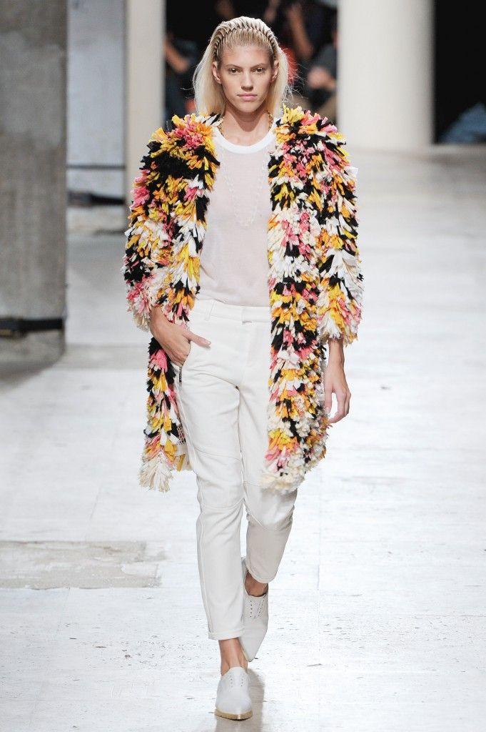 Barbara Bui, P-E 15 - L'officiel de la mode