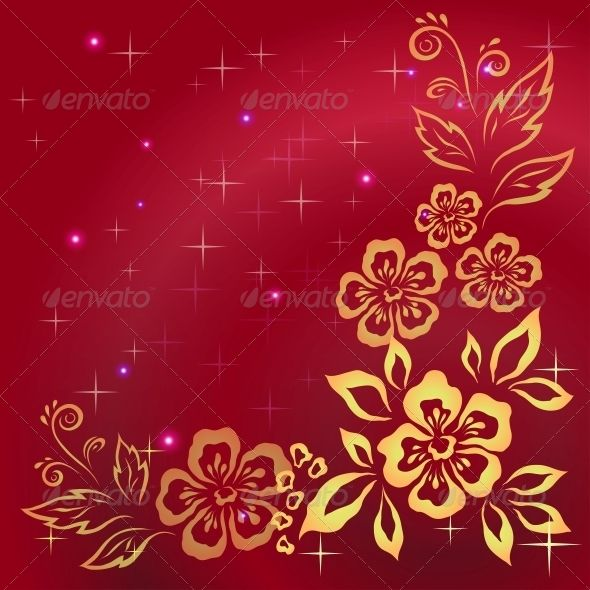 Abstract Flower Background Abstract Flowers Flower Backgrounds Abstract
