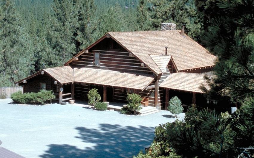 Ponderosa Ranch House Plans Bonanza Ponderosa Ranch