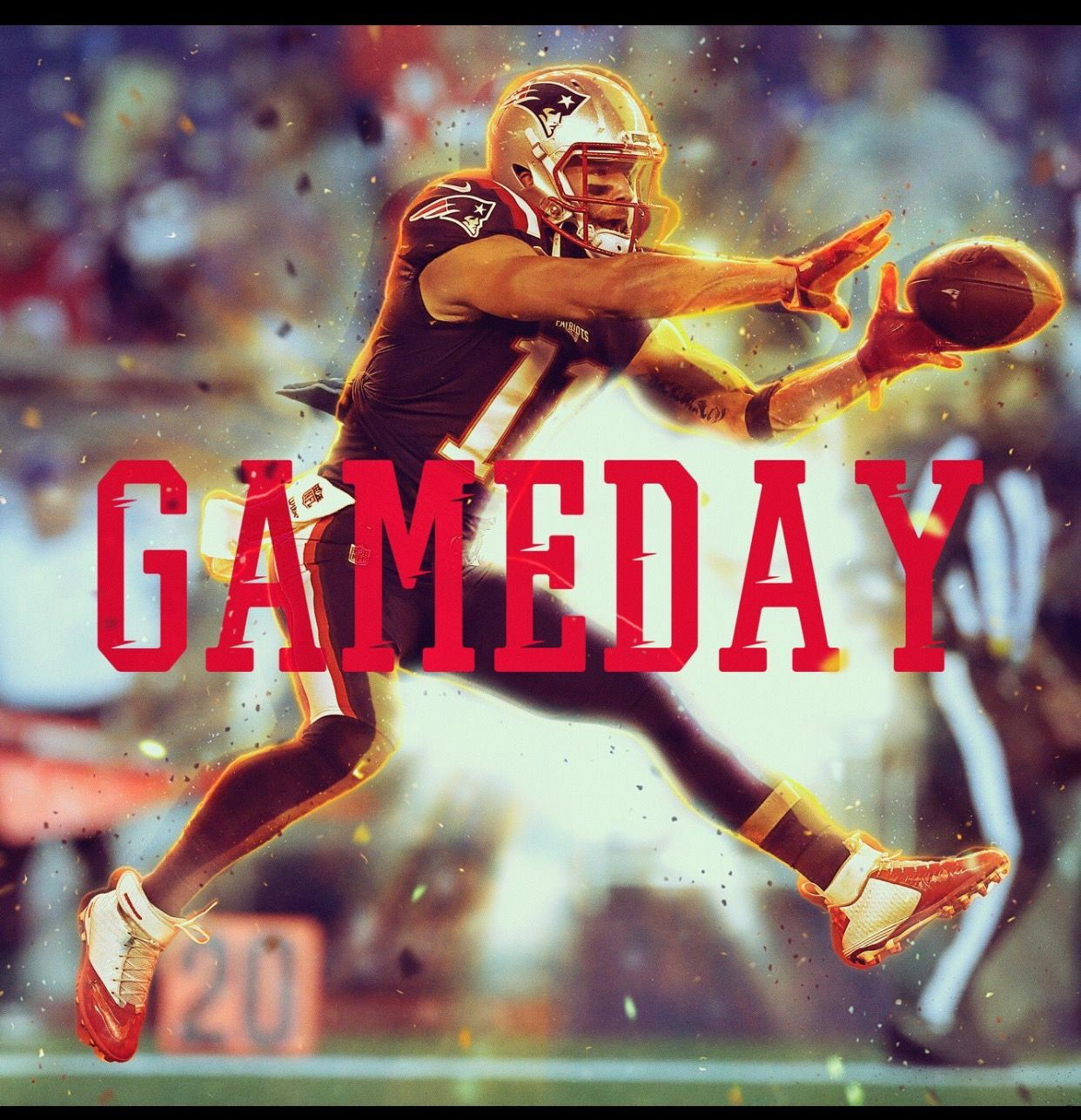 Mile High Game Day New England Patriots Game Patriots Game New England Patriots