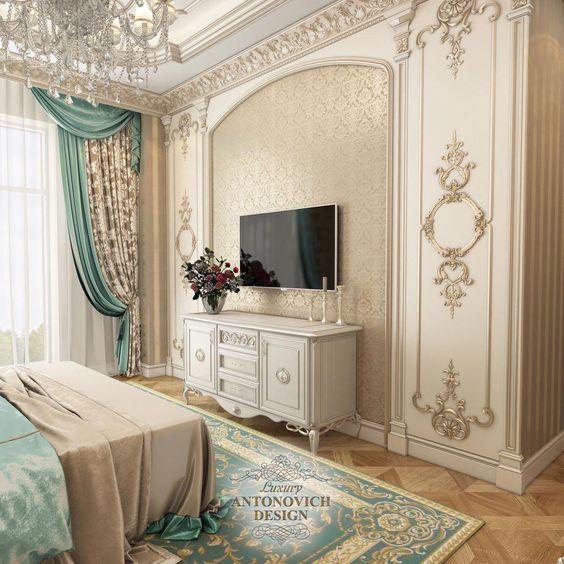 Best Ornate Is In In 2020 Luxury Master Bedroom Design 640 x 480