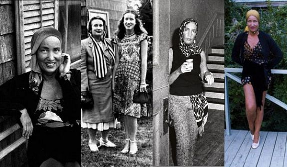 A History of Style: Fashion Inspired by Edith Bouvier Beale | Edith bouvier  beale, Edith bouvier, Style inspiration