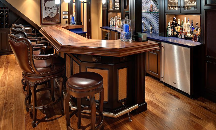 Basement Bar Ideas