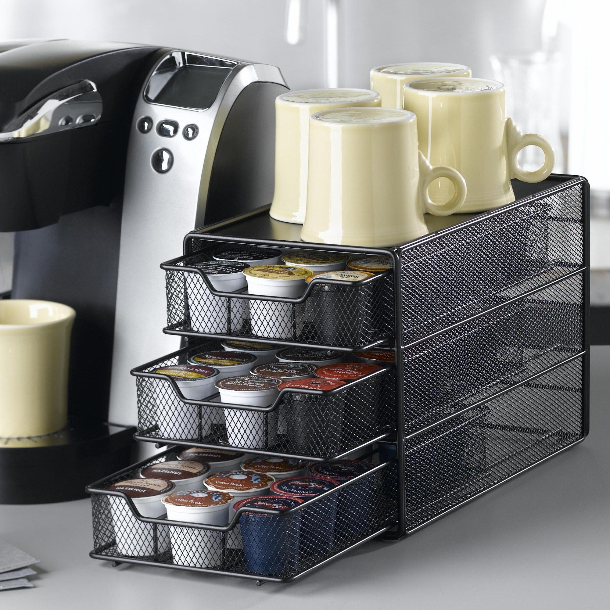 Delicieux Iu0027ve Got This One U0026 The Under The Keurig Version...K Cup Storage Drawers