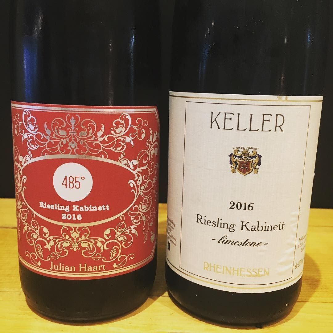 At The Top Of The List 2016 Riesling Kabinett Goldtropfchen Mosel Julian Haart 2016 Riesling Kabinett Limestone Rheinhessen Ke Riesling German Wine Wines