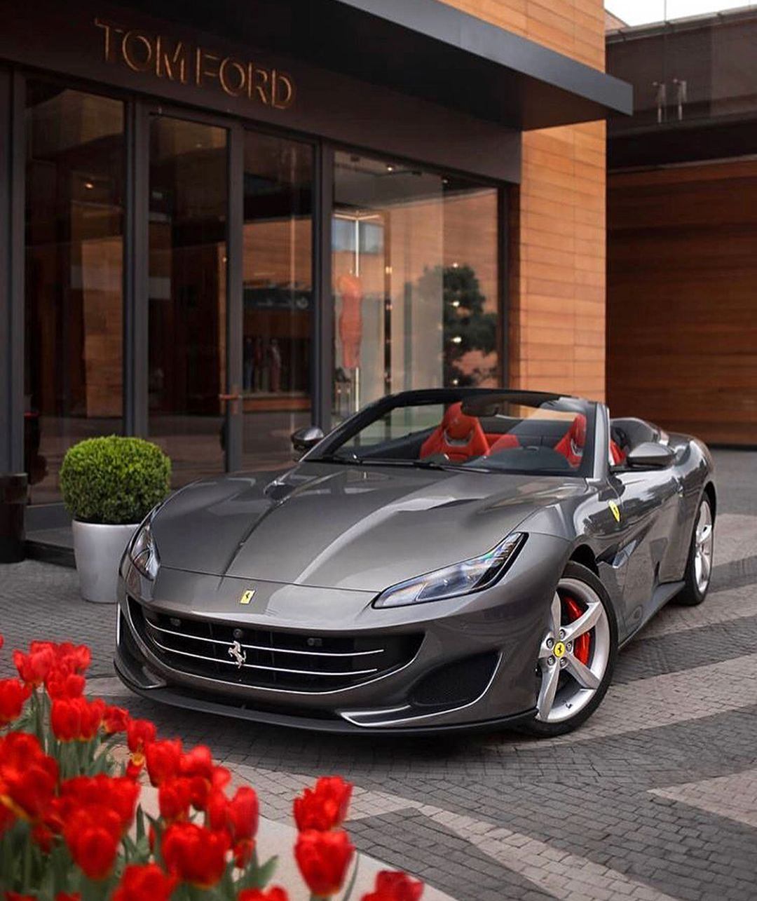 All new Ferrari Portofino