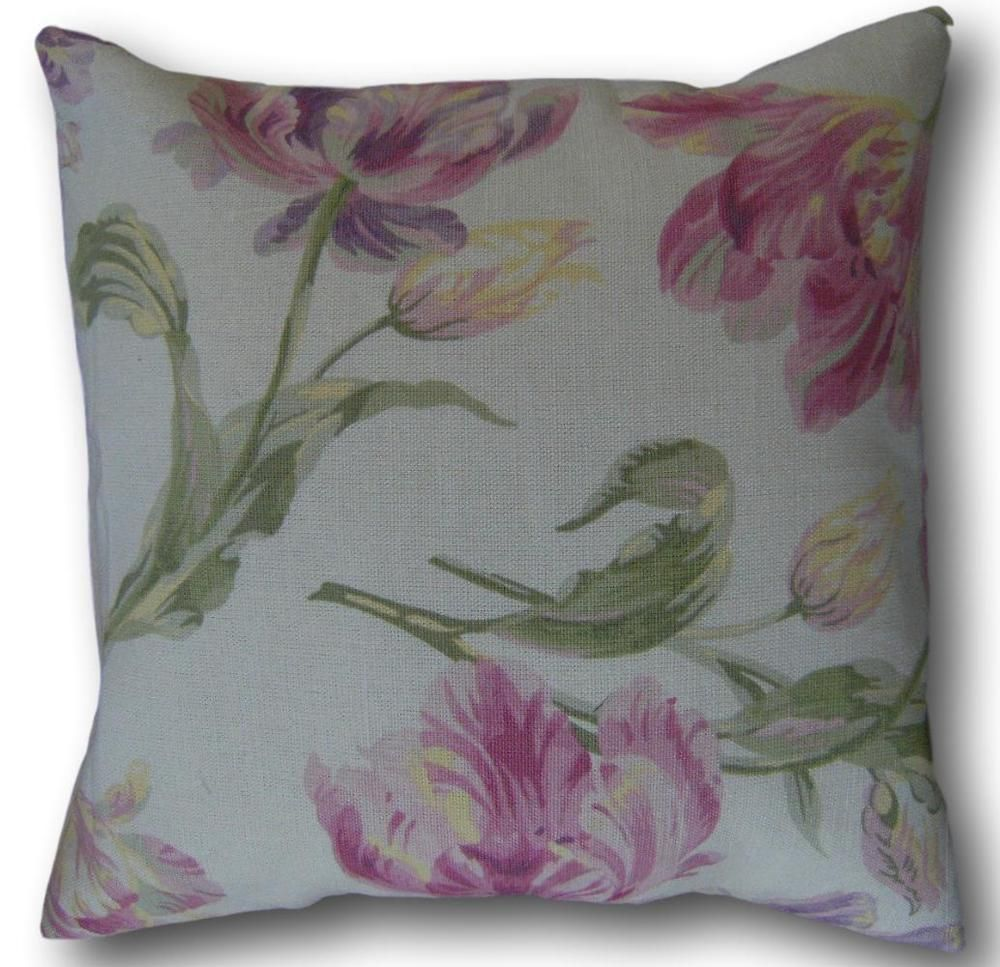 Details about cushion covers made with laura ashley cyclamen gosford
