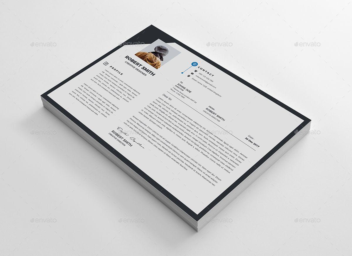 Landscape resume graphic design resume graphic designer