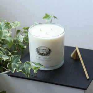 KLINTA - massage candle |北欧雑貨&インテリアのオンラインショップ【KOZLIFE】