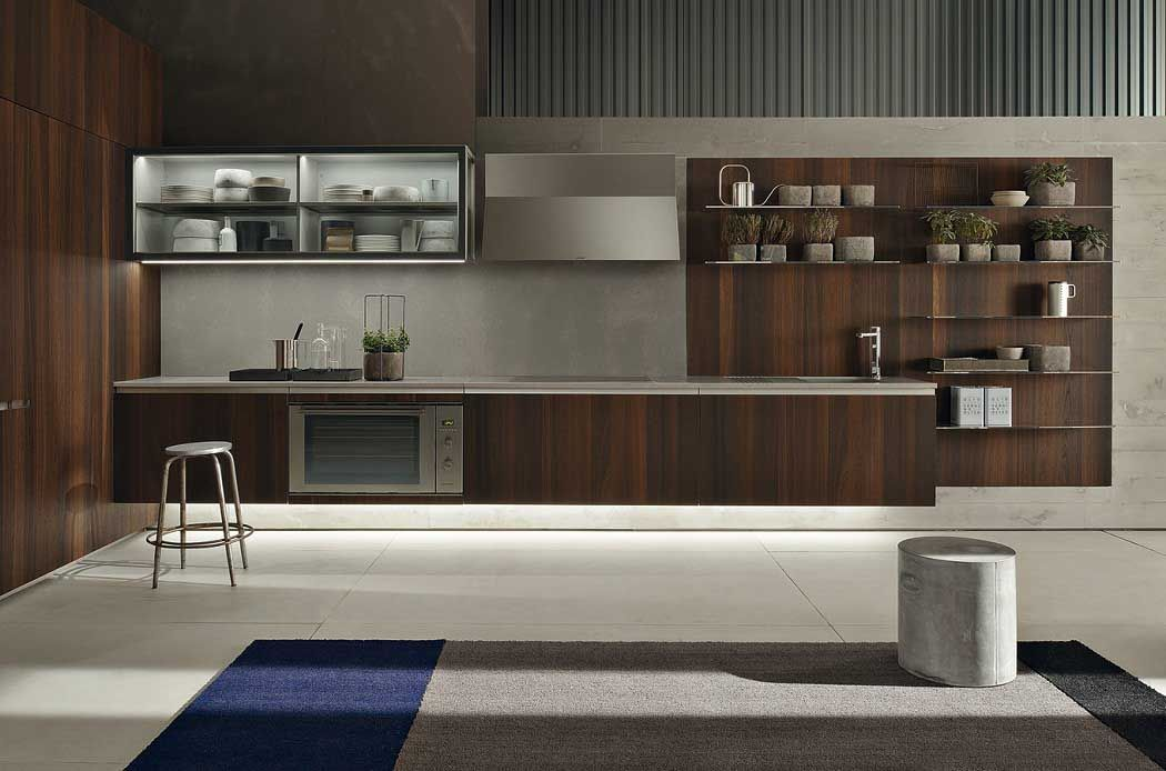 Wall Mounted Storage Kitchen Cabinets For Modern Design