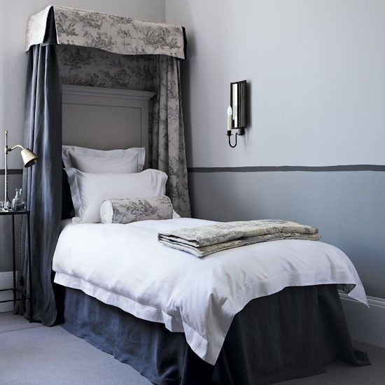 Bedroom Decorating Ideas Totally Toile: Design Ideas: Decorating With Toile