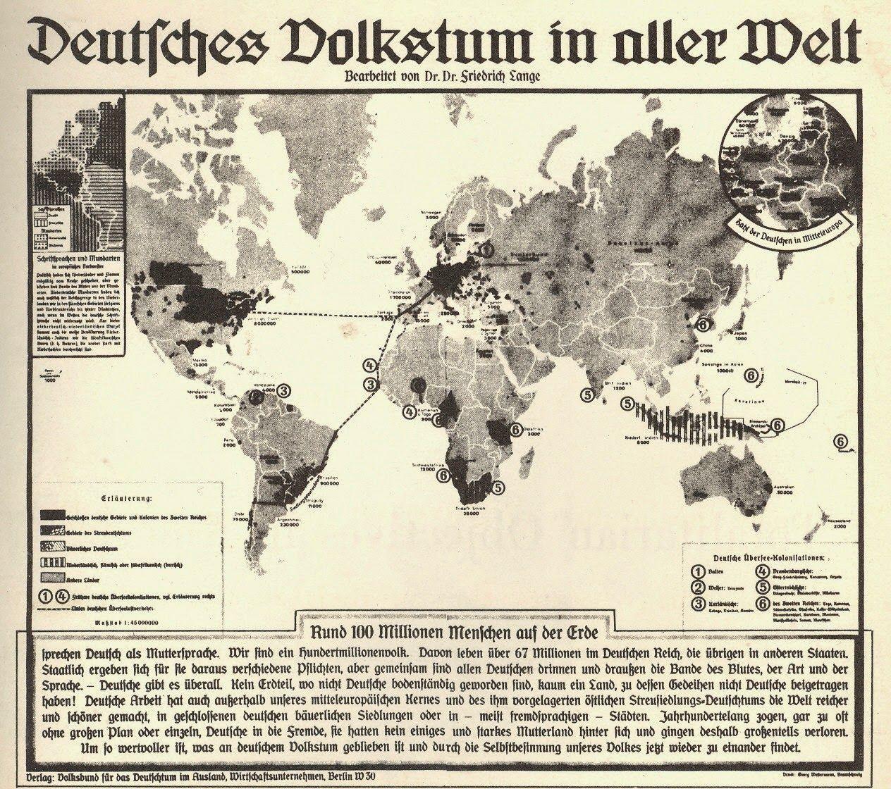 Deutschland Historische Karte 1938 Warum Man Ausgerechnet 1938