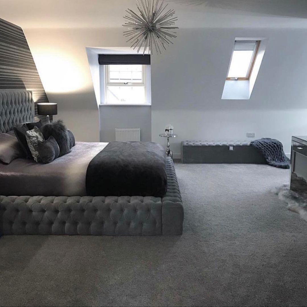 Best Simple Grey Room Design Bedroomdecor Bedroomdesign 400 x 300