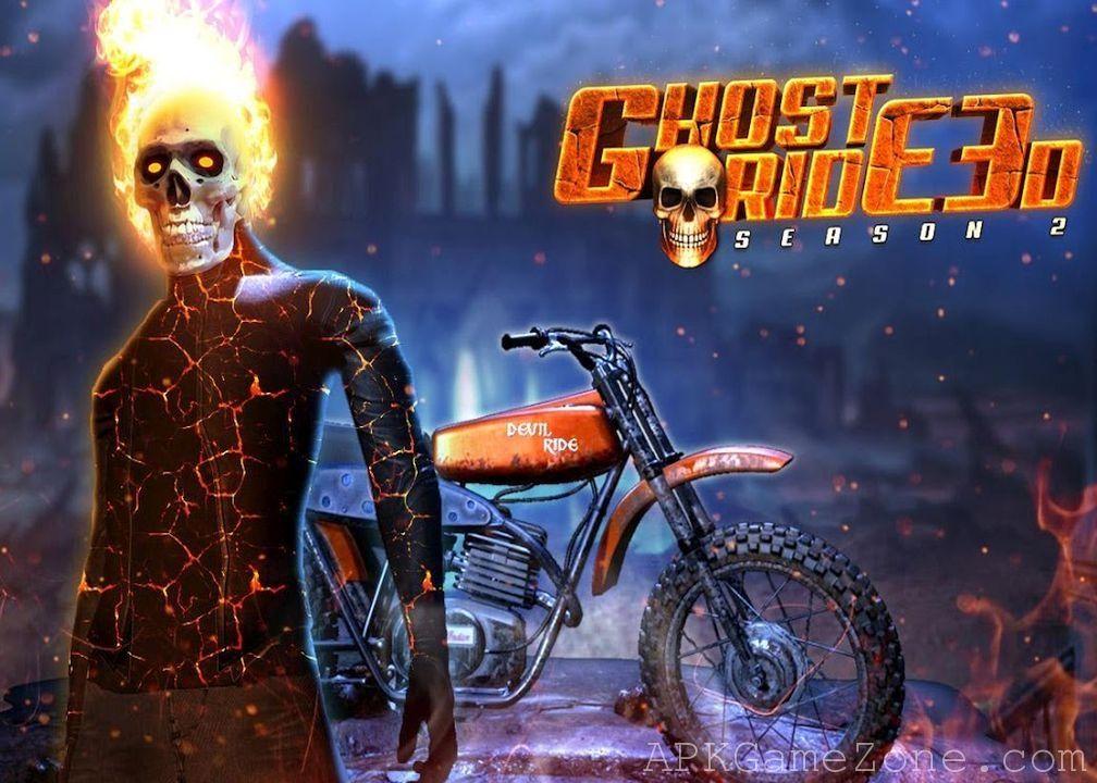 Ghost Ride 3d Season 2 Money Mod Download Apk Season 2