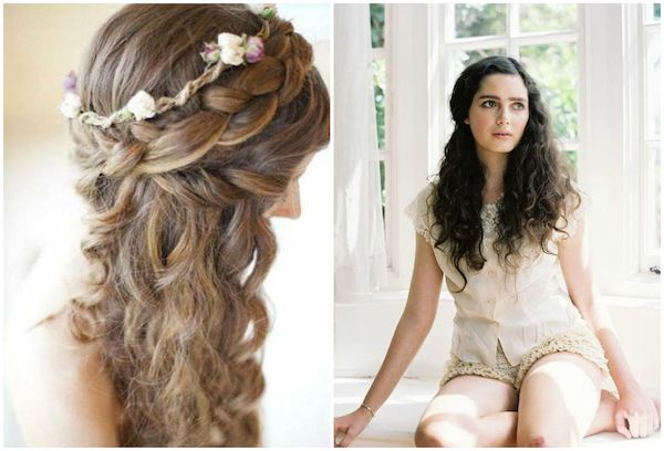 Untamed Tresses | Naturally curly, Curly wedding hairstyles and Curly
