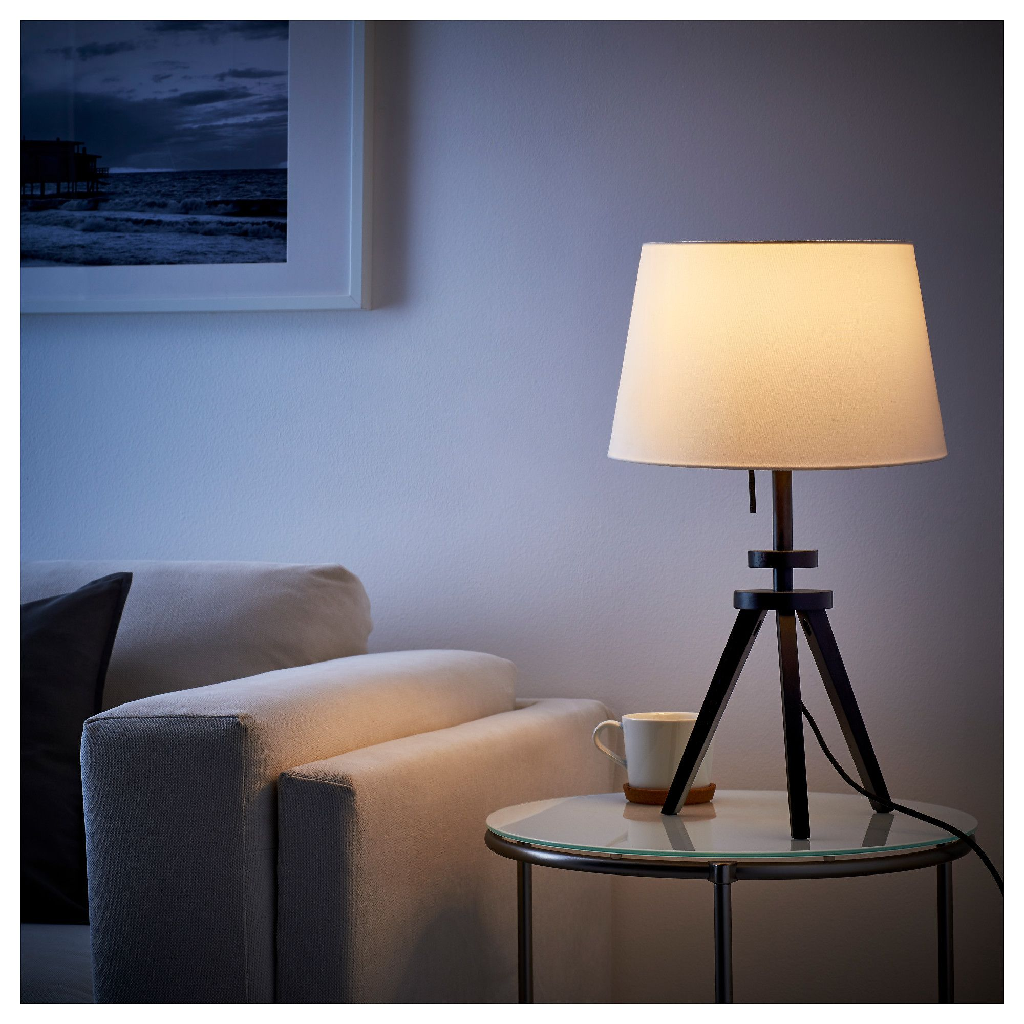 Furniture and home furnishings table lamp base gold