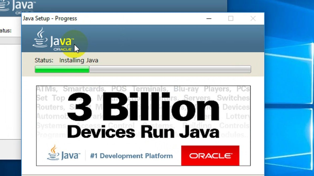 how to download and install Java JDK in Windows 10 x64 bit
