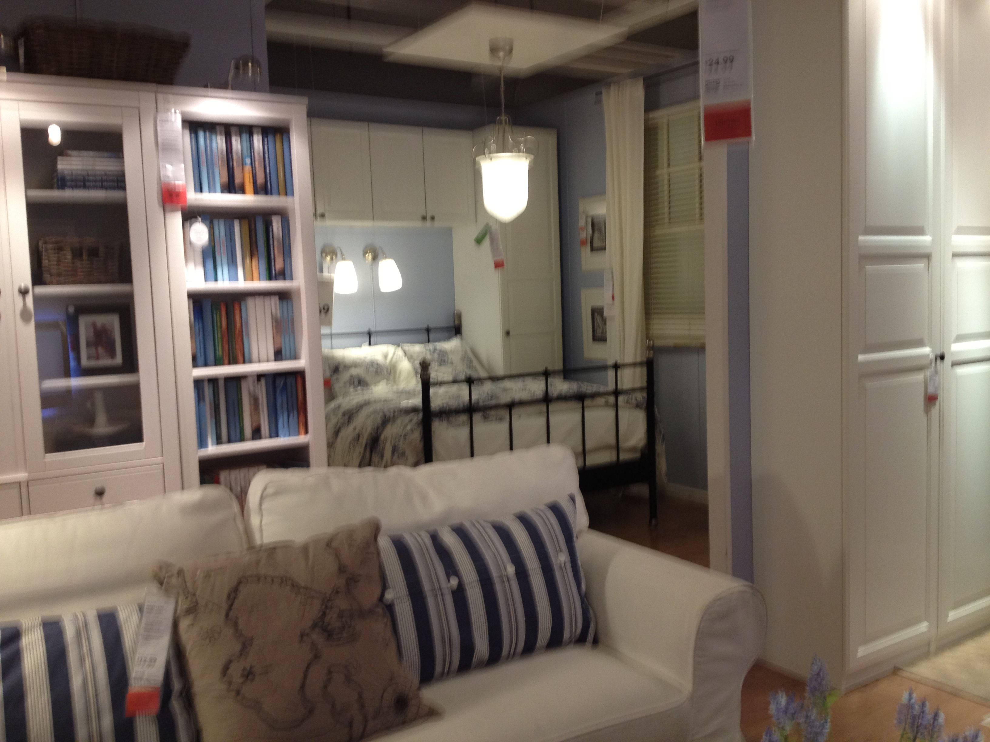 Ikea Small House Plan Small Space Living Decorating Small Spaces Tiny Spaces
