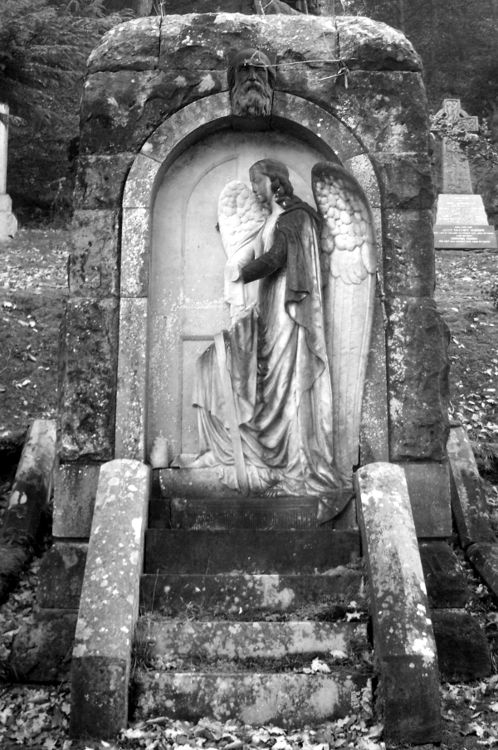 Tomnahurich Cemetery Inverness Scotland Old Cemeteries Cemetery Angels Cemetery Art