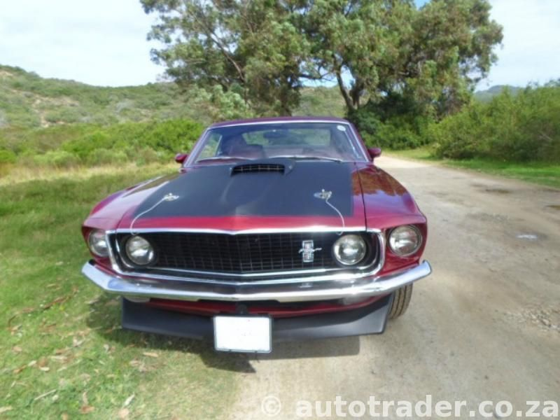1969 FORD MUSTANGR 700,000 for sale | Auto Trader | All things ...