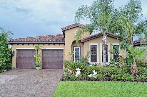 Single Family Home 3 2 2105 SF Spanish Mediterranean