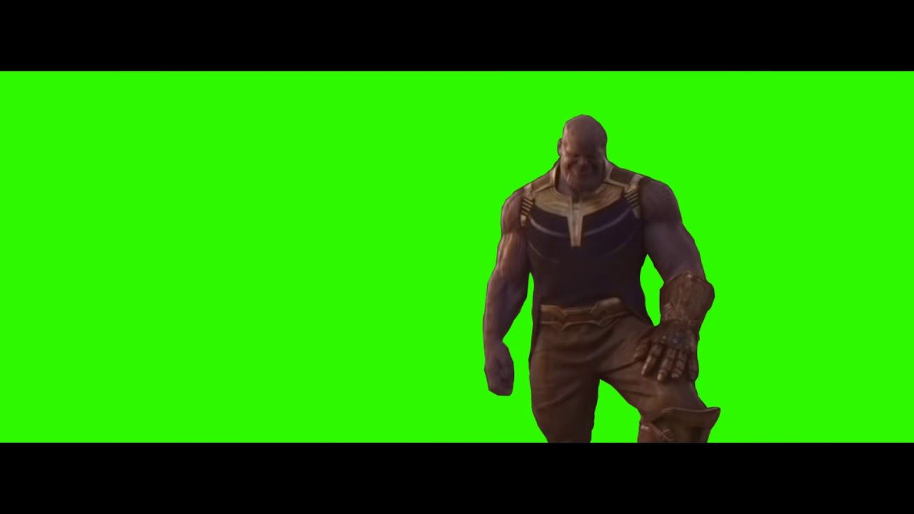 Thanos Reutrns Home Greenscreen Youtube Greenscreen New Background Images Youtube