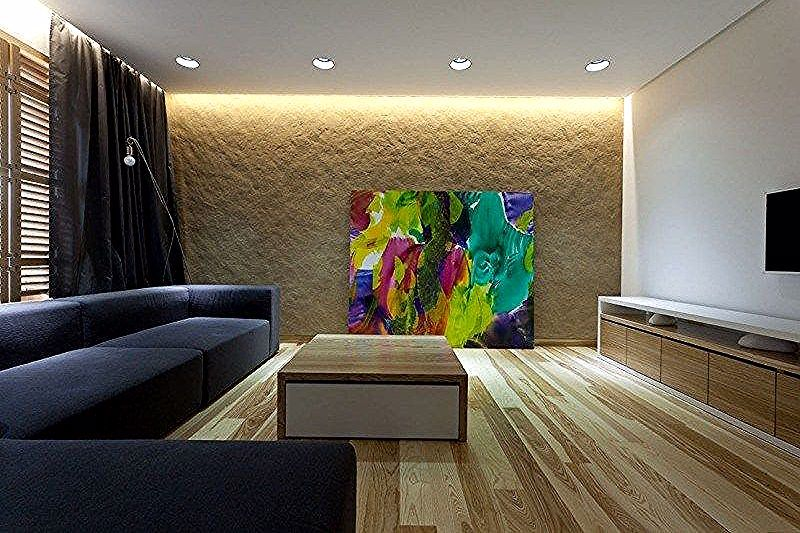 Eclairage Led Indirect 75 Idees Pour Toutes Les Pieces In 2020 Interior Design Apartment Interior Design Wall Design