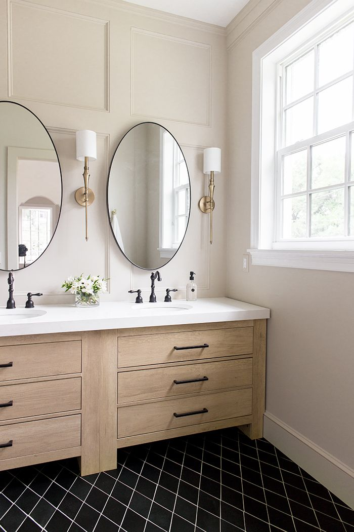 Master Bath Reveal: Heights House