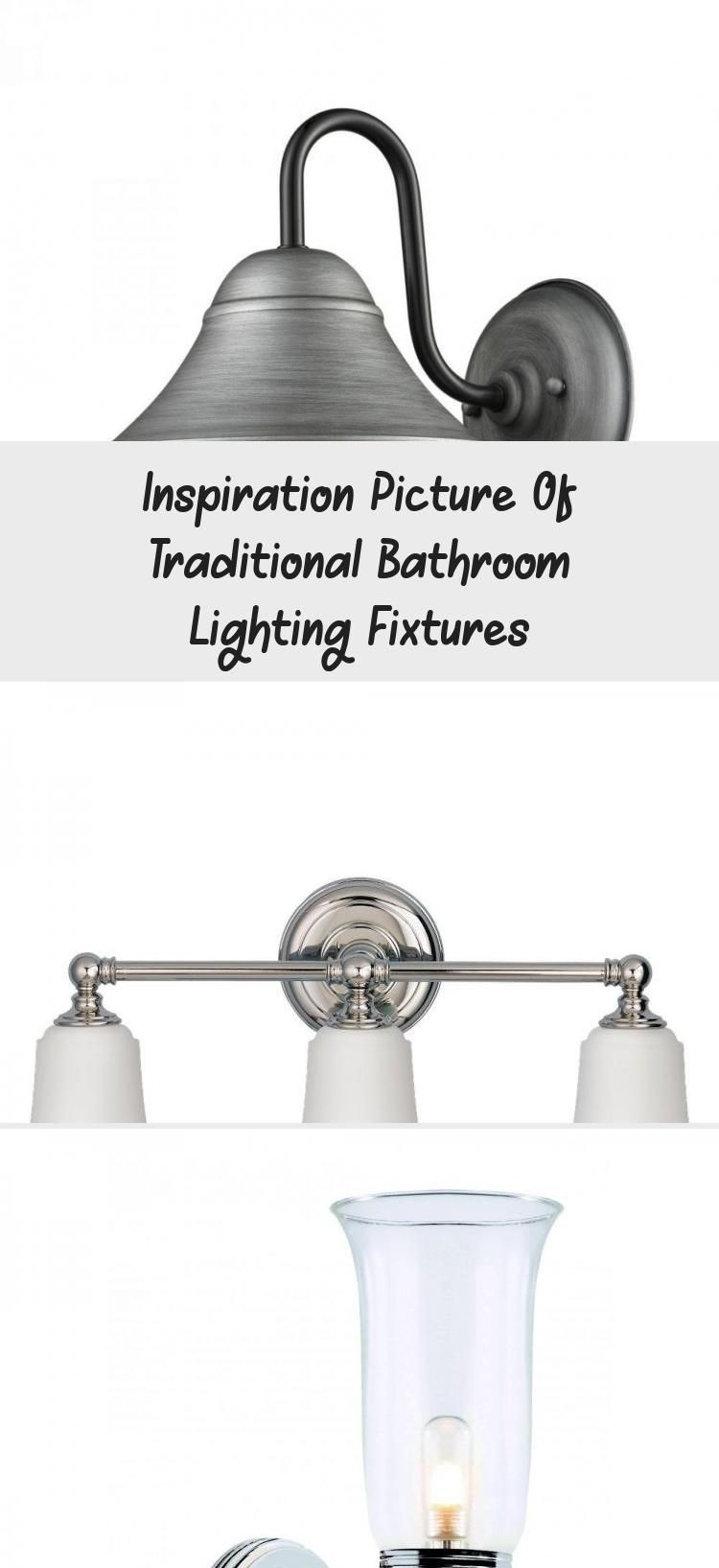 Inspiration Picture Of Traditional Bathroom Lighting Fixtures In 2020 Traditional Bathroom Lighting Bathroom Light Fixtures Bathroom Fixtures