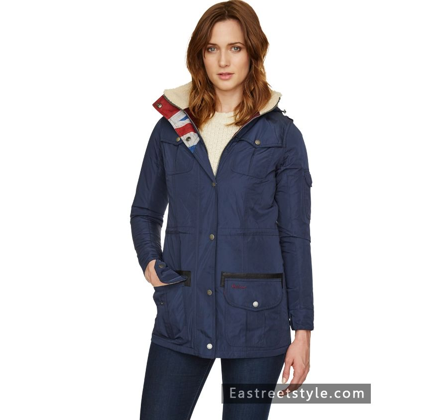 3dd0e44cc0b9b Women Barbour Hull Jacket at www.eastreetstyle.com #Barbour Jackets Sale