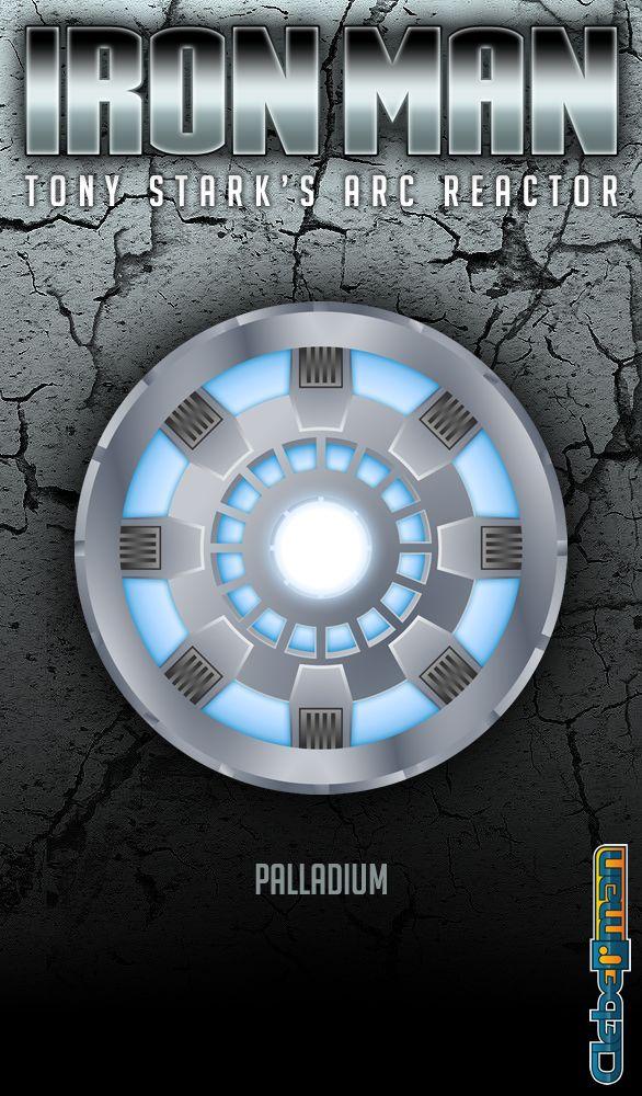 Deviant Tony Starks Arc Reactors — BCMA