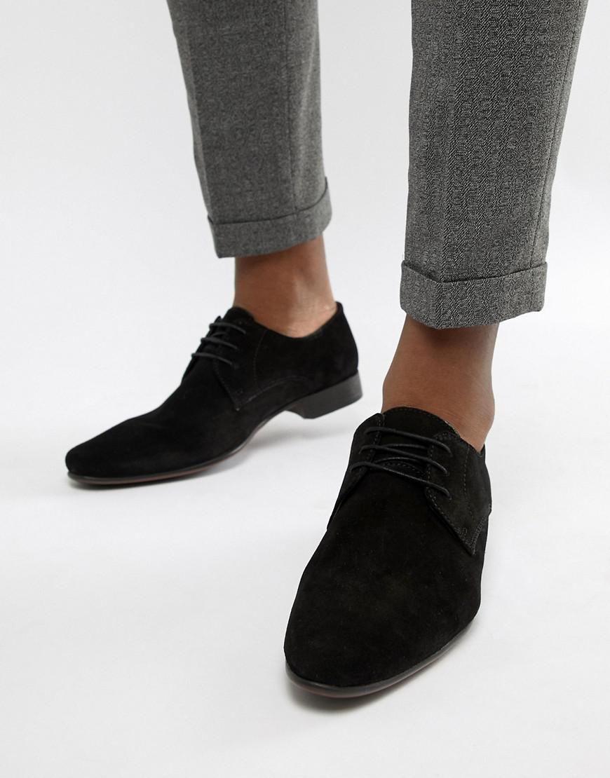 ASOS Black Derby Shoes for men   Derby