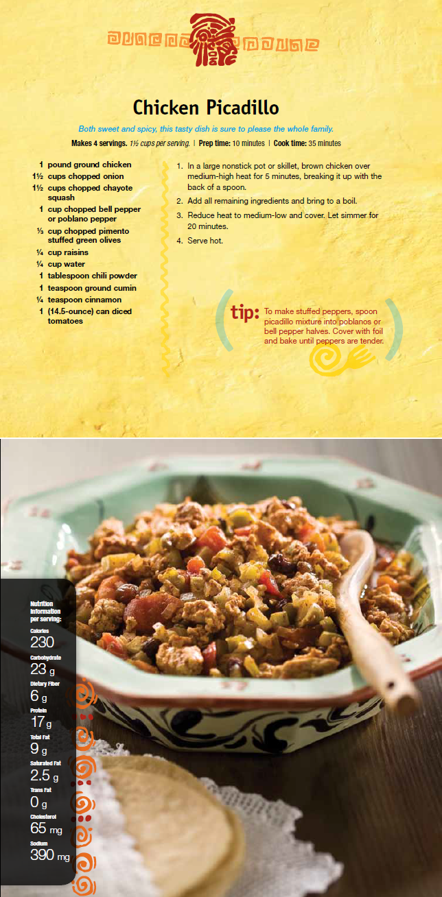 great recipe from the network s flavors of my kitchen cookbook