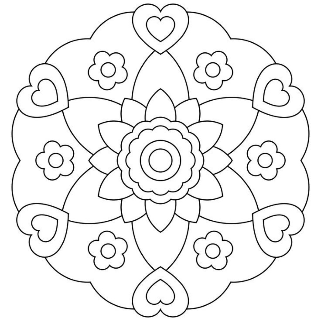 Mandalas Guia Con Imagenes De Mandalas Para Colorear Pintar Hacer Y Tejer Faciles Mandalas Para Colorear Mandalas Para Ninos Imagenes De Mandalas