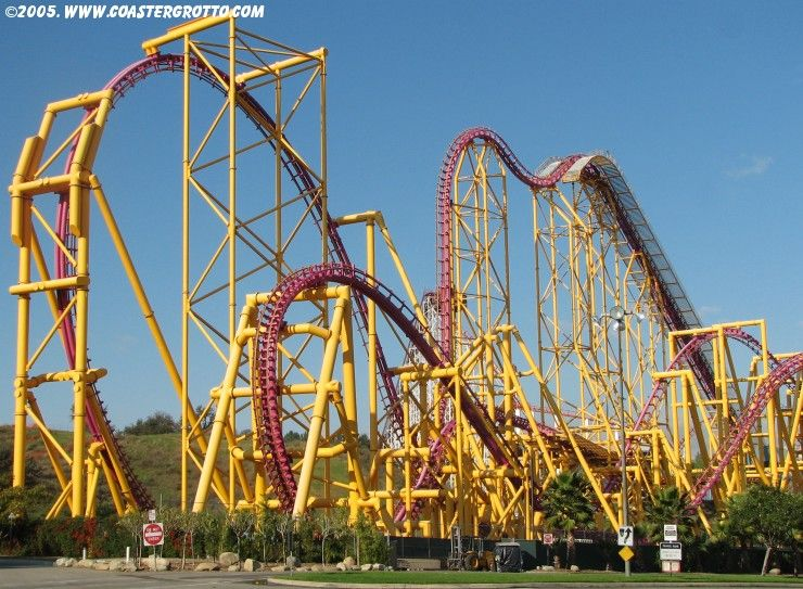 X2 Six Flags Magic Mountain Best Ride Ever Six Flags Best Roller Coasters Amusement Park Rides