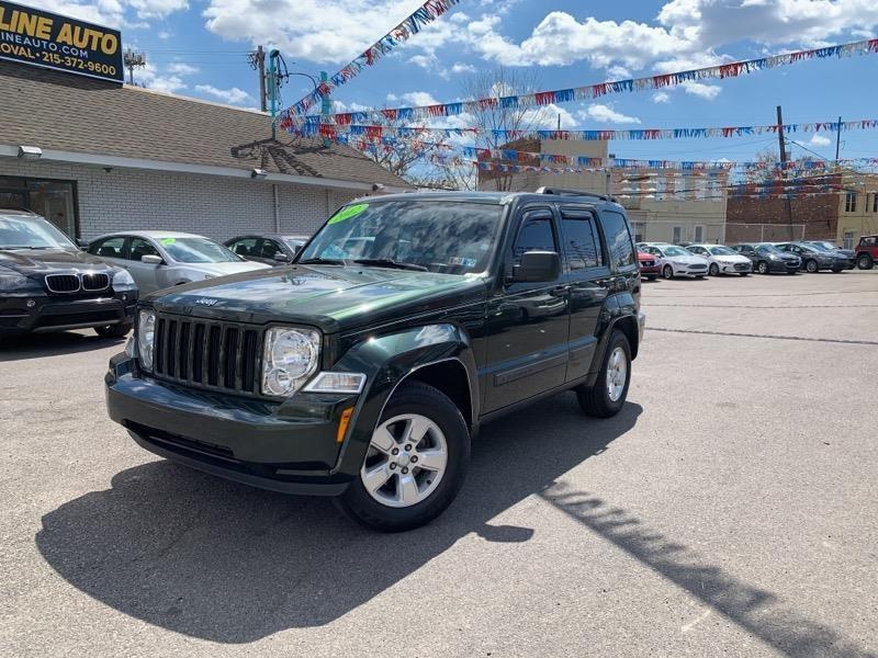 2012 Jeep Liberty Sport 2WD Jeep liberty sport, 2012