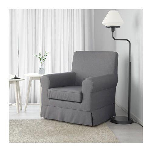 JENNYLUND Sessel - Nordvalla grau - IKEA Ikea Merkliste - wohnzimmer grau ikea
