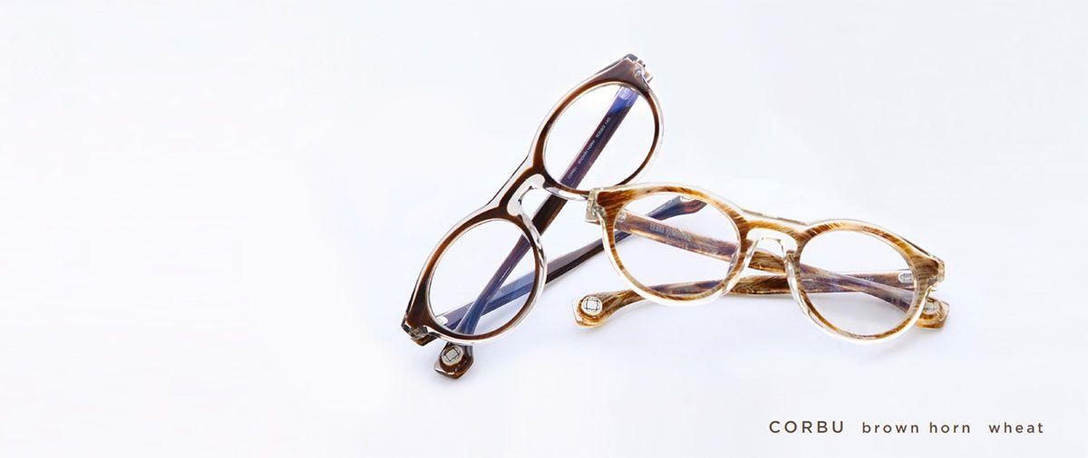 Blake Uwuhara - Corbu frames inspired by Le Corbusier