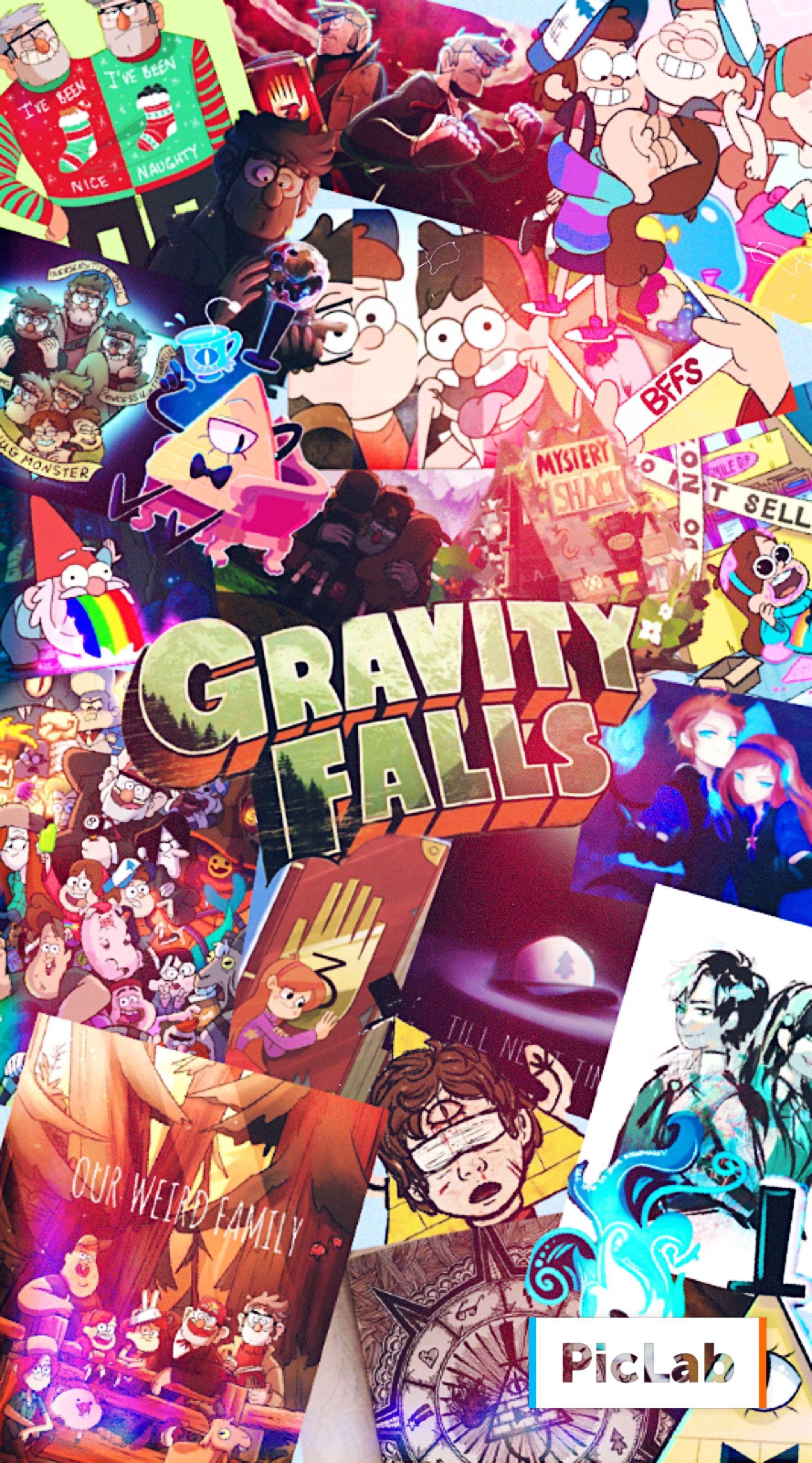 Gravity Falls Wallpaper 4k Gravity Falls Wallpaper Reverse Falls Gravity Falls