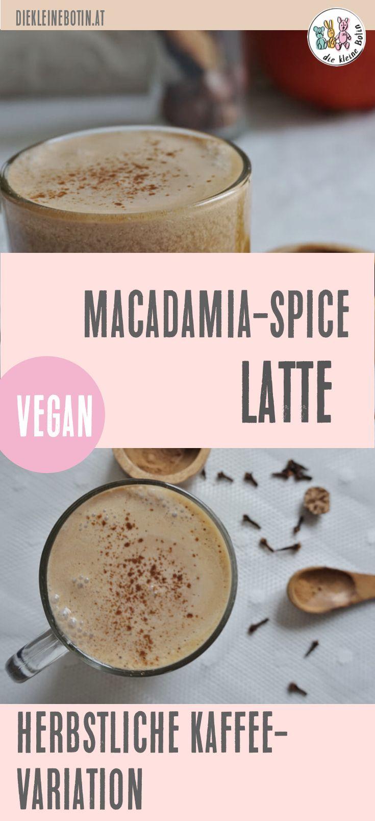 Kaffe wird mit den richtigen Gewürzen zum herbstlichen Genuss. Probieren Sie doch auch mal das Rezept mit Ingwer und Zimt aus!