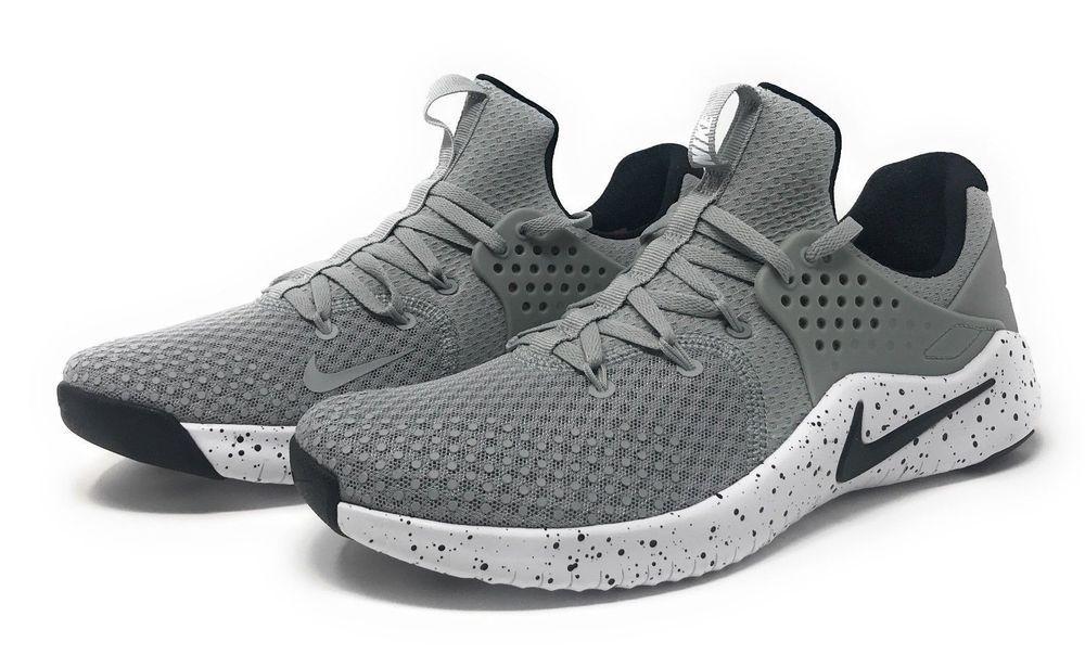 9bab652f47d6ae Mens Nike Free TR V8 Men s Size 10 Matte Silver Black-White AH9395-001 NIB   100  fashion  clothing  shoes  accessories  mensshoes  athleticshoes (ebay  link)