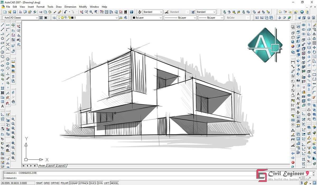 Autocad 2007 Free Download Autocad Autodesk Software Urban Planning