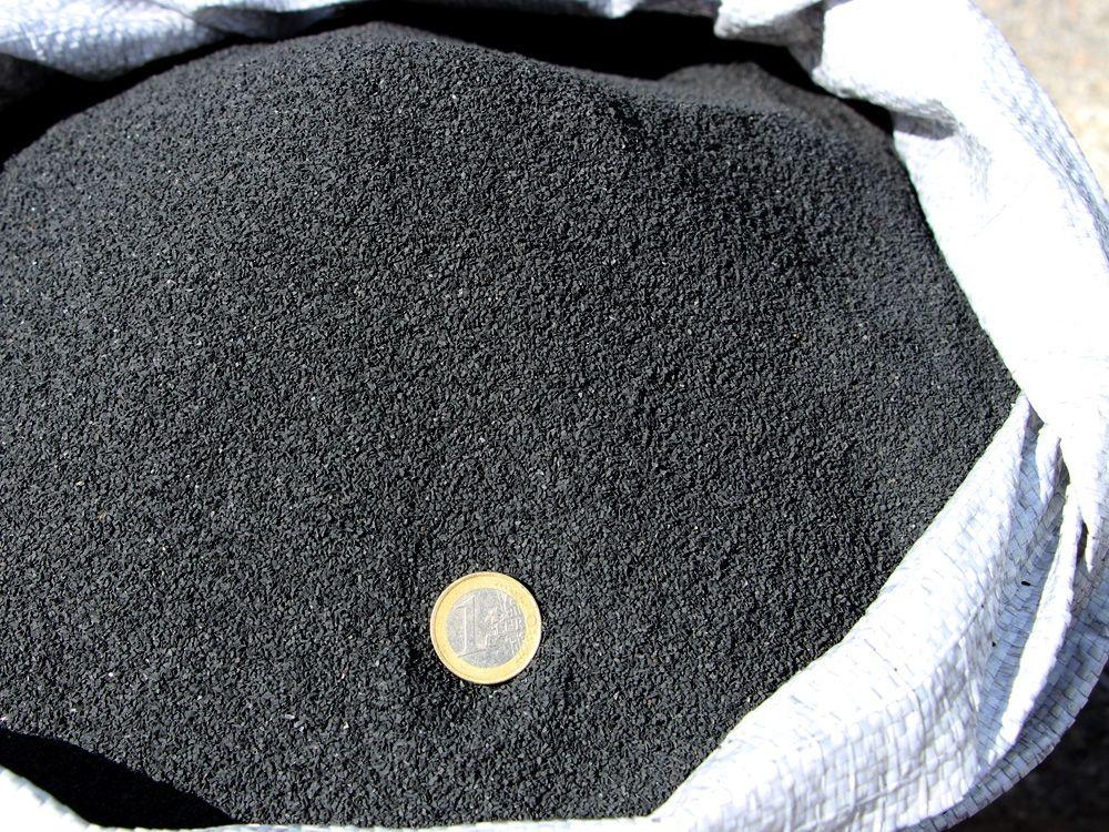 Shungite Coarse Powder, 1 Pound Raw Rough from Karelia Russia