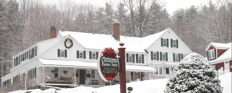 The Christmas Farm And Inn Jackson Nh Christmas Farm The Places Youll Go Places