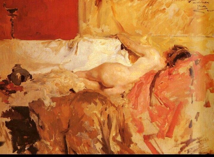 Analogous nude portrait — img 9