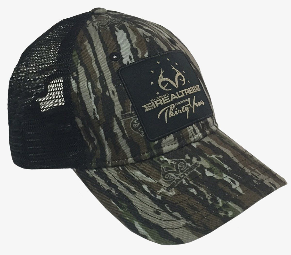 Original 30th Anniversary Trucker Hat http://realtr.ee/932  Celebrate with us in our original pattern!