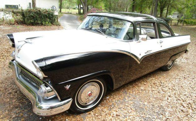 Garage Find: 1955 Ford Fairlane Crown Victoria
