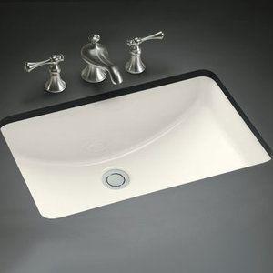 Good Kohler K2214 96 Ladena Undermount Style Bathroom Sink   Biscuit