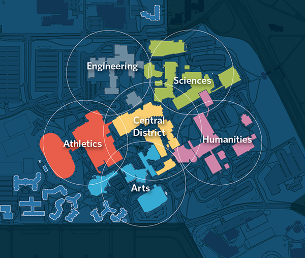 Cygnus Was Selected To Develop A Multi Campus Wayfinding Master Plan For The University Of Calgary Facing Continu University Of Calgary Wayfinding Master Plan